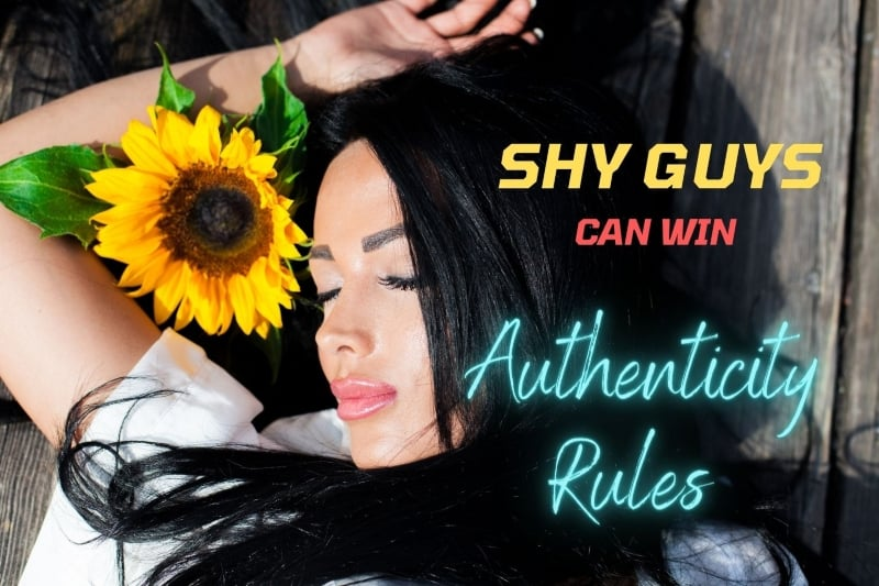 shy guys and attraction